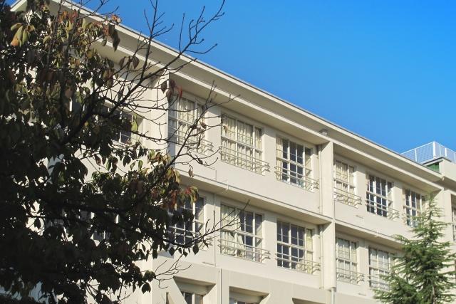 学校、不登校に関する画像
